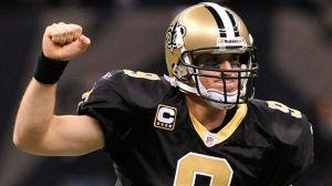 Drew Brees es el QB con mejor rating esta temporada de la NFL